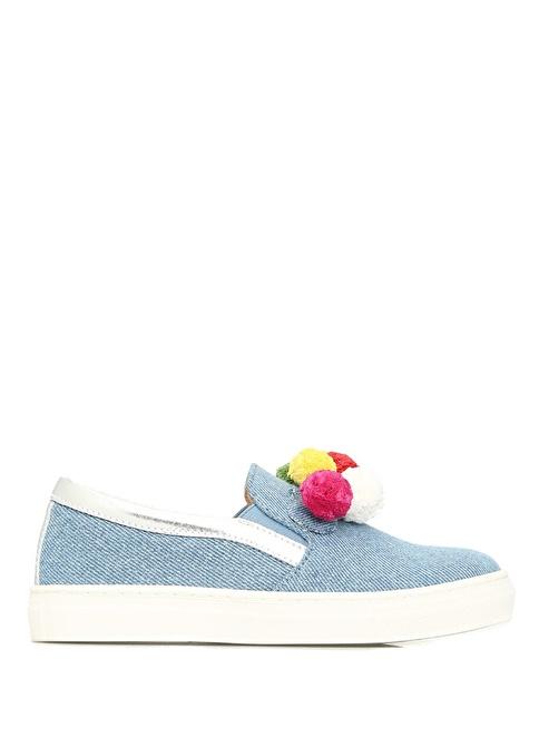 Aquazzura Ayakkabı Mavi